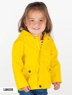 Kinder Regenschutz